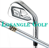 golf iron - 2015 New Golf Irons JPX JPX Forged Golf Iron Set With Ture Temper Dynamic Gold R200 S200 R300 S300 Steel Shafts PG