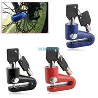 brake disk - EQB470 Anti theft Disk Disc Brake Rotor Lock For Scooter Bike Bicycle Motorcycle Safety