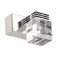 bathroom lighting pictures - LED W Waterproof Crystal Mirror Picture Wall Lights Bathroom Lamp Home Brand New