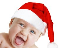 hat factory - BIG DISCUONT santa hat Christmas gift Hat big discount by UPS Red color H CM W CM xmas hat factory price