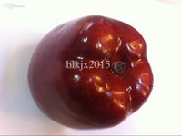 Wholesale Factory direct simulation of high grade Ipomoea red delicious filming props props enlightenment education