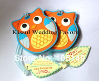 air china luggage - by china post air mail quot Owl quot Be Seeing You quot Owl Luggage Tag Wedding Favors with real photo