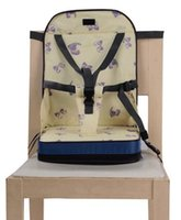 Wholesale Baby Dinning Chair s Seat Portable Booster Seat Baby Go Anywhere Travel Seat