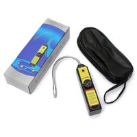 air freon - High Quality Hot Sale New Freon CFC HFC Halogen Gas Refrigerant Leak Detector Air Conditioning R22a R134a Gas Analyzers