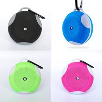 Cheap wholesale Wireless Bluetooth B01 Speakers Mini Audio MP3 Player Subwoofer mini Speakers For iphone 6 Handsfree TF card outdoor