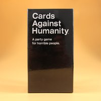 cards against humanity - New Cards Against Humanities US Basic Edition Cards Against Game Humanity Card Game