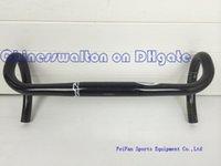 Wholesale Full Carbon Fiber Bicycle Handlebar road bike bar super light size mm available diameter