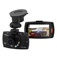 Wholesale Car Dvr Full HD P Car Camera Recorder Motion Detection Night Vision G Sensor