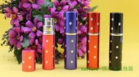 Wholesale High quality Travel Perfume Atomizer Refillable Spray Empty Bottle