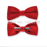 Wholesale Tie Bow Clips DIY hardware metal plating accessories EU amp US Environmental friendly material