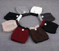 Wholesale Newest snap button anklets Wool OEM ODM FJ166 fit mm mm snaps dress decoration DIY for women