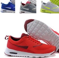red clay - Women Men Maxes Thea Print Running Shoes Fashion Nia ke Maxes Thea Print Trainers Running Shoes Sneakers Footwear