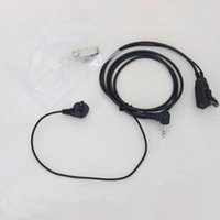 radio earpiece - Earpiece pin mm Air Tube Headset For Motorola TLKR T3 T4 T5 T6 T7 COBRA MT600 FV600 EM1020R FR60 T5522 T8000 SX620 two way radio