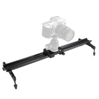 camera slider - Andoer cm quot Video Camera Slider Track with Quick Release Plate Dolly Stabilizer System for Canon Nikon DSLR Camcorders D1890