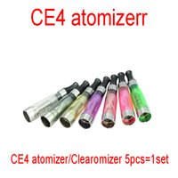 Cheap ce4 clearomizer Best CE4 Atomizer