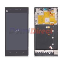 asm assemblies - Original Repair Parts xiaomi m3 mi3 LCD Display xiaomi Touch Screen Digitizer For Replacement mi3 Display Asm Assembly