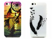 For HTC apple skulls - Dreamcatcher Feather Skull Lip Soft TPU Case For Iphone S SPlus Plus G S C Silicone Star Sky Owl Bowknot Dot Cover Skin