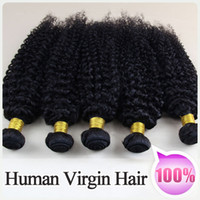 Curly brazilian curly hair - Cheapest Deep Curl Hair Bundles Brazilian Malaysian Peruvian Kinky Curly Remy Human Hair High Quality Hair Weave DHl
