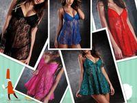 babydoll sleepwear xl - Sexy Lingerie Nightwear Underwear Ladies Sleepwear Babydoll G String Lace