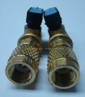 Valve Balls - R410 Access Valves With Ball Valve