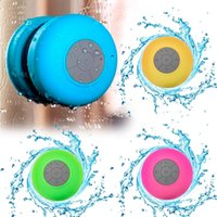 Wholesale Waterproof IPX4 Wireless Portable Bluetooth Speaker Mini Bluetooth Waterproof Handsfree Music Shower For Car Ipad phone Tablet Iphone