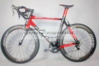Road Bikes 700c red and black 2015 Taiwan road bike carbon road frame Time RXRS complete Carbon bicycle bike,Ultera 6800,handlebar,saddle,wheels free shipping