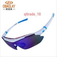Wholesale 300 TOPB5543 Unisex fashion sunglasses polarization cycling sunglasses Retro Rivet Sunglasses Riding Sport Eyewear reflective PC eyeglasses