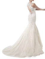 Cheap Bridal Gowns Best Mermaid Wedding Dresses