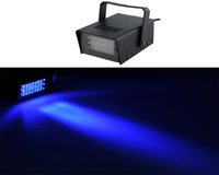 Wholesale Mini LED W AC Blue Flashlight Party Stage Light Disco Club Flash Light DJ Effect EU plug lighting