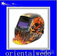 Wholesale Flame Auto Darkening Mig Tig Mag Welding Grinding Helmet Welder Mask