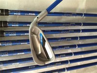 golf clubs irons - G30 Irons G30 Golf Irons OEM Golf Clubs SUW Regular Stiff Flex Graphite Shaft Come With Head Cover