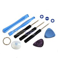 Wholesale 8 in Opening Pry Tools Screwdriver Repair Kit Set Screwdriver For iPhone Plus s S G G GS For iPod Touch