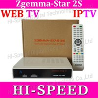 servers - 2PCS Zgemma Star S Twin DVB S2 linux OS Digital Satellite Receiver Zgemma star S Support IPTV streaming server