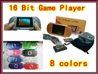 Wholesale Christmas gift inch bit game console digital game player PXP game player colors JBD PXP3
