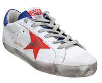 pelle pelle - Original Italy Brand Golden Goose Pelle Casual Shoes Superstar Women Men Genuine Leather GGDB White Shoes Scarpe Da Donna Marca
