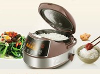 rice cooker - 2015 intelligent rice cookers latest round stove turbine powered low power smart electric rice cooker pot cooker intelligent multifunction c