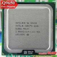 Wholesale Intel Core Quad Q9650 CPU Processor Ghz M GHz Socket Desktop CPU