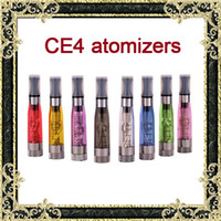 Cheap 1.6ml ego Best Electronic Cigarette Atomizer ego ce4