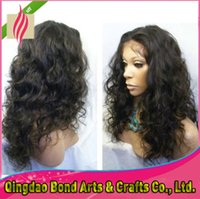 malaysian virgin hair lace wig - Fashion wigs quot quot malaysian virgin human hair lace wigs front lace full lace natural hairline