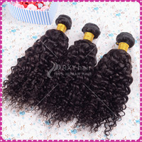 Wholesale Cheap Brazilian Virgin Hair pc Virgo Water Wave Wet and Wavy RXY Hair Product Virgin Curl best Human Hair Extensions weave