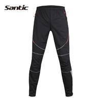 activate pants - 2016 Winter Outdoor Santic Hiking Pants for Men Activate Pants Windstopper Thermal Windproof Pants Climbing Trekking Pants Y1642