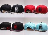 Venta al por mayor New últimos reyes-baratos al por mayor del Snapback capsula LK sombrero bboy hiphop moda redblack nueva gorras de béisbol de calidad superior de envío gratuito