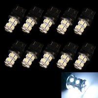 Wholesale 10Pcs SMD Reverse Brake Turn Tail Back Up LED Light Bulb Cool White