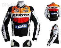 Wholesale Racing jackets New DUHAN men Oxford motorcycle racing jackets motocross aluminum shoulder armor clothing D VS03