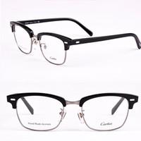 Wholesale CA5317 carfia eyeglass frames plank designer eyeglass frames new arrival optical frame glasses women men frames for glasses freeshipping