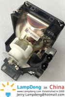 Wholesale Lamp for Canon projector Realis SX50 XEED SX50 SX6 SX60 SX7 SX80 SX800 X600 X700 SX700 WUX10 XEED WUX4000 RS LP04 B001AA