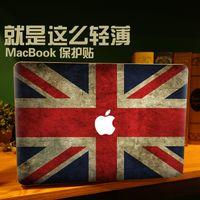 Wholesale The British flag Creative personality Vinyl Local Decal Sticker Skin for Apple MacBook quot air11 quot quot Pro13 quot quot quot Retina13 quot quot