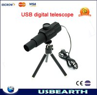 Wholesale Hot selling USB digital telescope Innovative high powered telescope with Megapixel HD Camera widely used in many feilds
