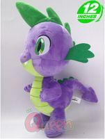 al por mayor spike tv-Mi Pony Amistad Es Magia Poco Unicornio Cute Pony Pony Spike Figuras Niños Juguetes Little Gift