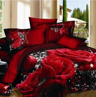 brand bedding sets - Fashion classic brand D Bedding pure cotton satin bedding set comforter set duvet cover set bed sheet